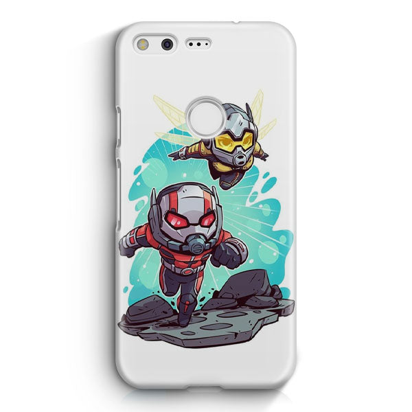 Antman Chibi Artwork Google Pixel Case