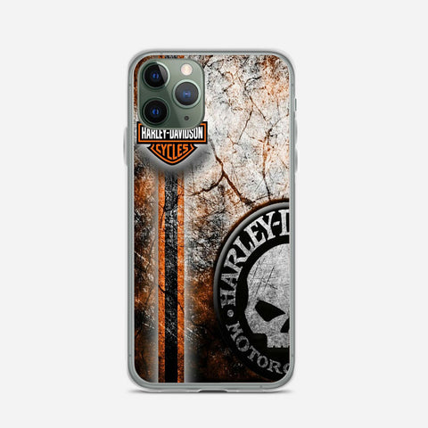Harley Davidson Decor iPhone 11 Pro Case