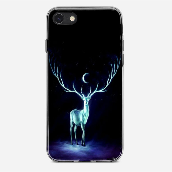 Harry Potter Deer Hogwarts iPhone X Case
