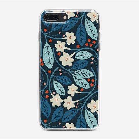 Flower Painting iPhone 7 Plus Case