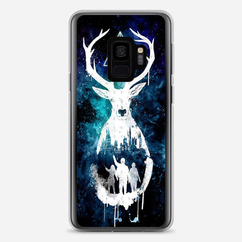 Harry Potter Inspired Samsung Galaxy S9 Case
