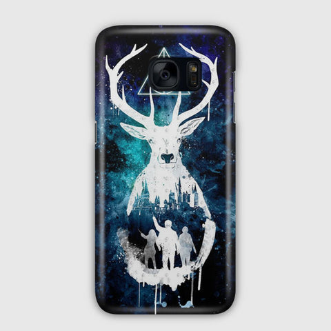 Harry Potter Inspired Samsung Galaxy S7 Edge Case