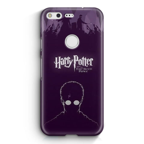 Harry Potter Minimalist Poster Google Pixel XL Case