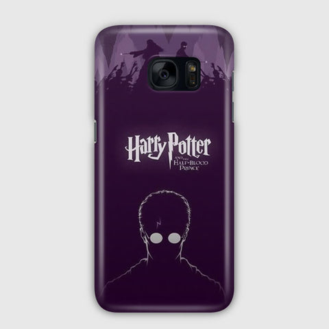 Harry Potter Minimalist Poster Samsung Galaxy S7 Case