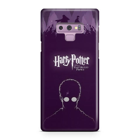 Harry Potter Minimalist Poster Samsung Galaxy Note 9 Case