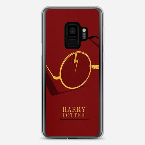 Harry Potter Poster Artwork Samsung Galaxy S9 Case