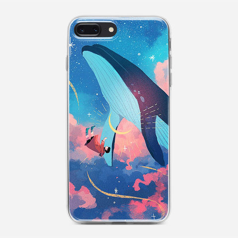Flying Whale iPhone 7 Plus Case