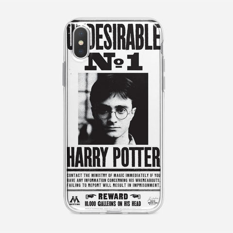 Harry Potter Undesirable iPhone XS Case