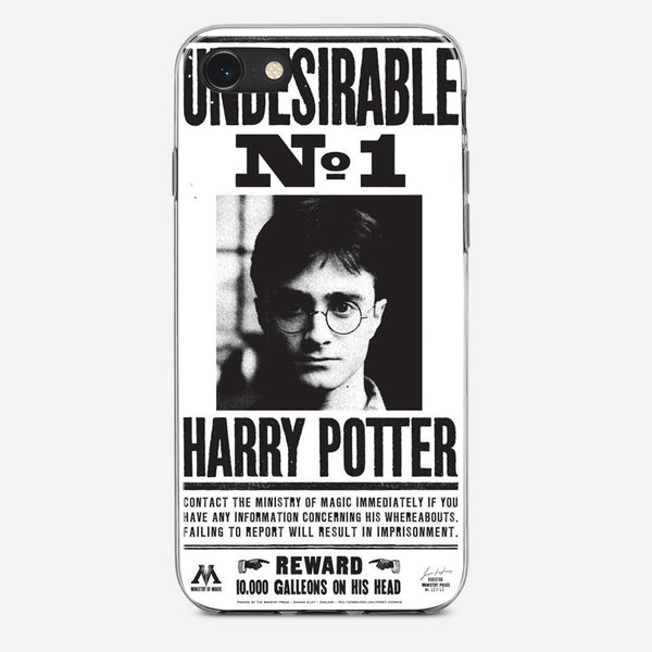 Harry Potter Undesirable iPhone X Case