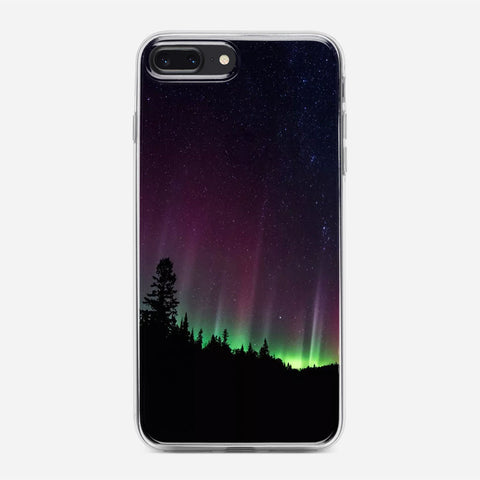 Forrest Snow Mountain iPhone 7 Plus Case