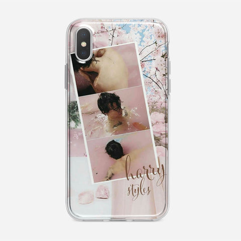 Harry Styles Art iPhone XS Case