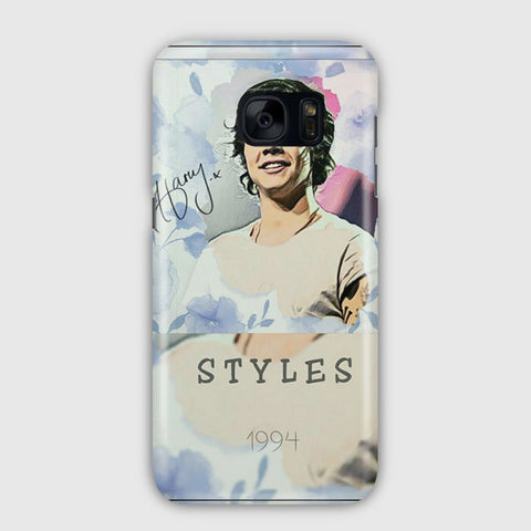 Harry Styles Artwork Samsung Galaxy S7 Case