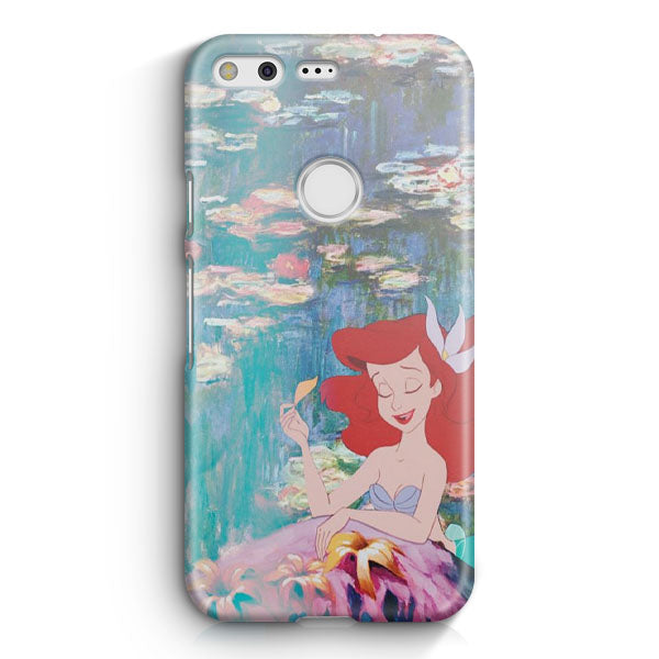 Ariel From The Little Mermaid Google Pixel Case