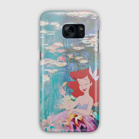 Ariel From The Little Mermaid Samsung Galaxy S7 Case