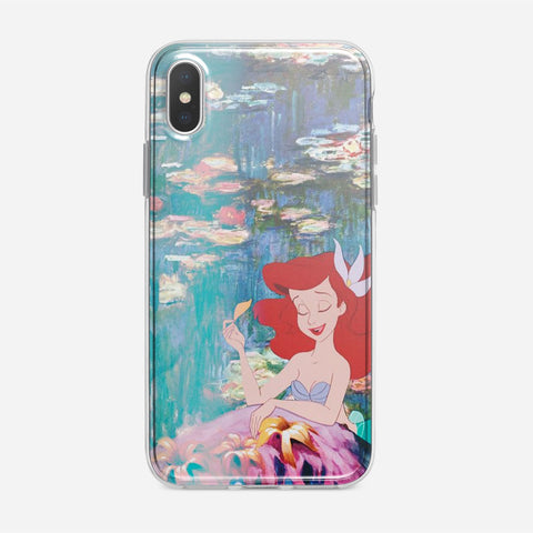 Ariel From The Little Mermaid iPhone XS Case