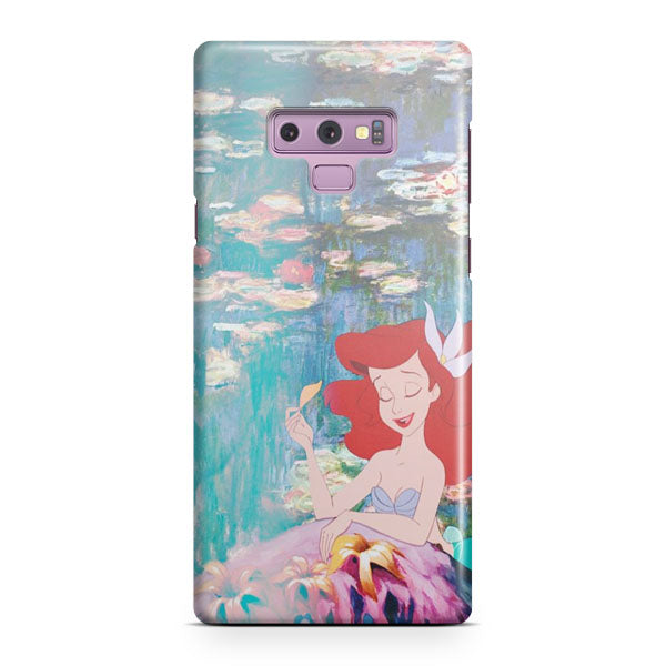 Ariel From The Little Mermaid Samsung Galaxy Note 9 Case