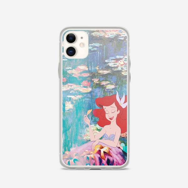 Ariel From The Little Mermaid iPhone X Case