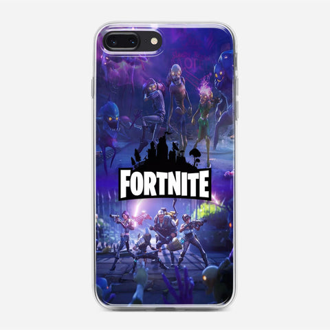 Fortnite Raven iPhone 7 Plus Case
