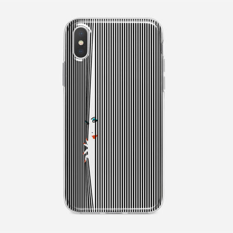 Hide And Seek iPhone XS Case
