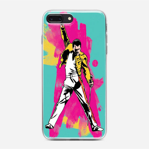 Freddy Mercury iPhone 7 Plus Case