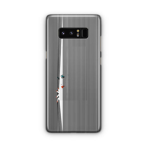 Hide And Seek Samsung Galaxy Note 8 Case