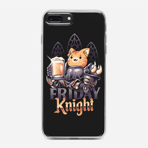 Friday Knight Cat iPhone 7 Plus Case