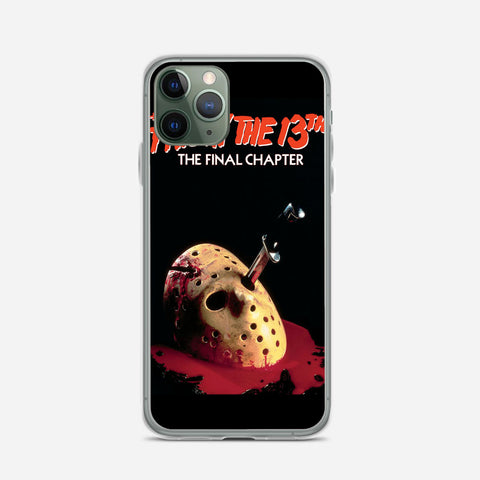 Friday The 13th Final Chapter iPhone 11 Pro Max Case