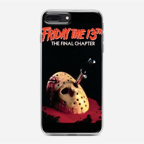 Friday The 13th Final Chapter iPhone 7 Plus Case