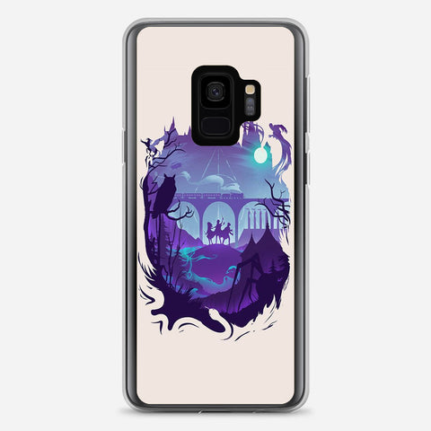 Hogwarts Harry Potter Samsung Galaxy S9 Case