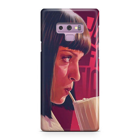 Hollywood Movie Posters Redesigned Samsung Galaxy Note 9 Case