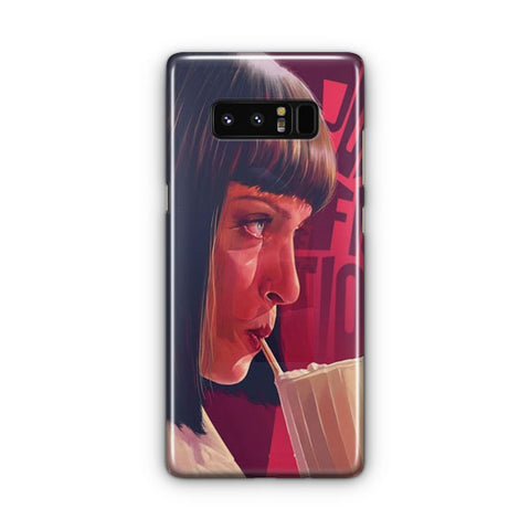 Hollywood Movie Posters Redesigned Samsung Galaxy Note 8 Case