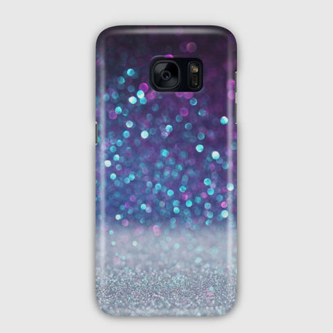 Holographic Sparkle Samsung Galaxy S7 Case