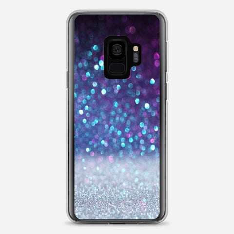 Holographic Sparkle Samsung Galaxy S9 Case