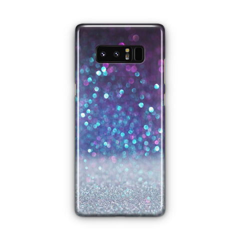 Holographic Sparkle Samsung Galaxy Note 8 Case
