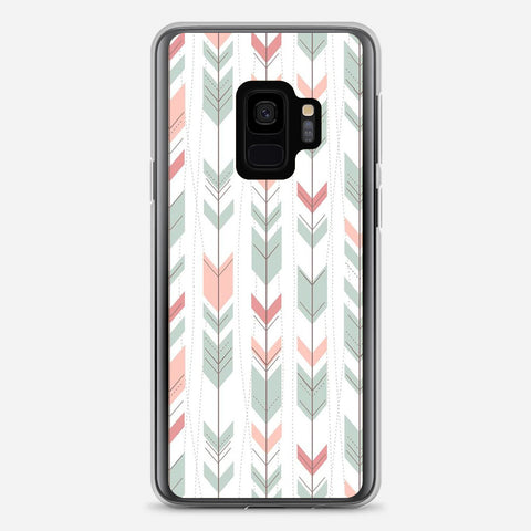 Arrow Pattern Samsung Galaxy S9 Case