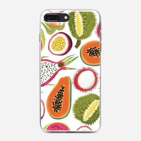 Fruits Artwork iPhone 7 Plus Case