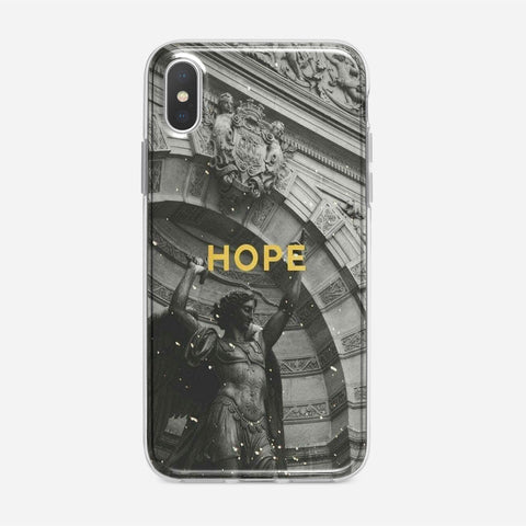 Hope Vintage iPhone XS Case
