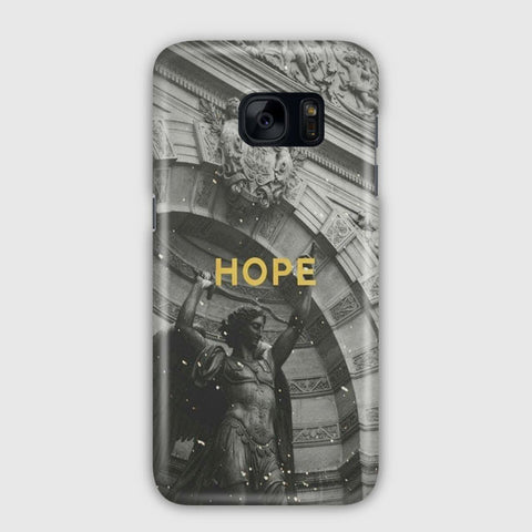 Hope Vintage Samsung Galaxy S7 Edge Case
