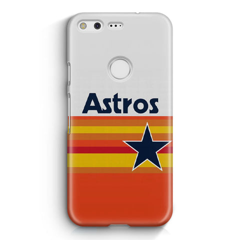 Houston Astros Google Pixel XL Case