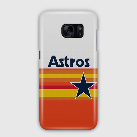 Houston Astros Samsung Galaxy S7 Case