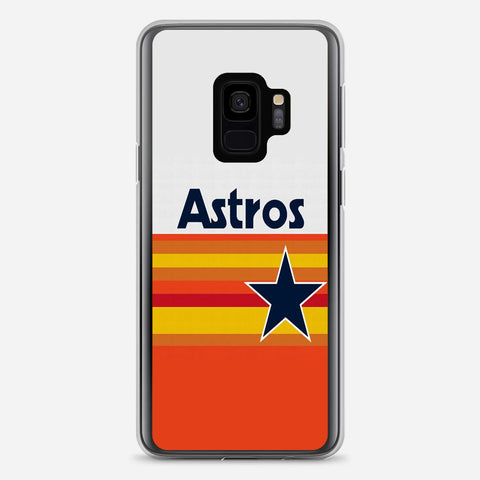 Houston Astros Samsung Galaxy S9 Case