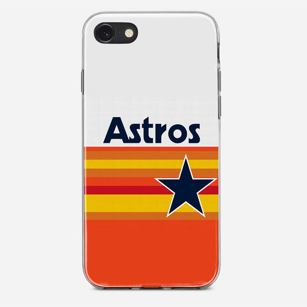 Houston Astros iPhone X Case