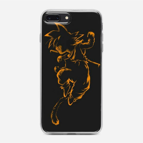 Future Super Cosmos Goku iPhone 7 Plus Case