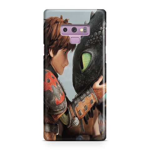 How To Train Your Dragon Samsung Galaxy Note 9 Case
