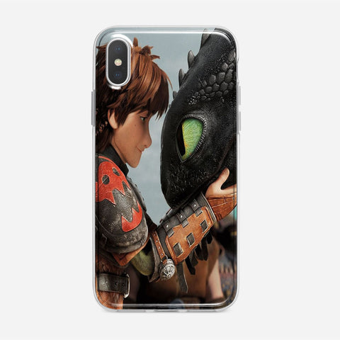 How To Train Your Dragon iPhone XS Case