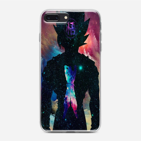 Galaxy Goku iPhone 7 Plus Case