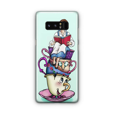 Hungry Designs Teacup Belle Samsung Galaxy Note 8 Case