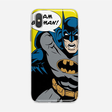 I Am Batman iPhone XS Case