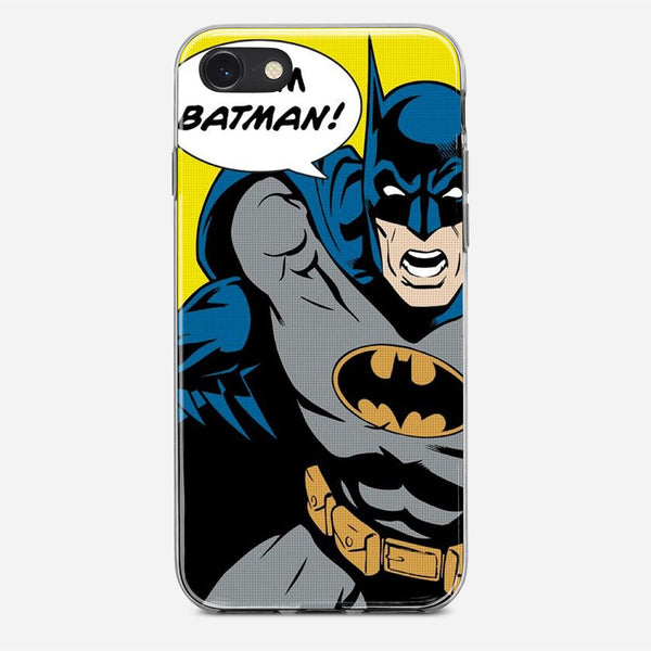 I Am Batman iPhone X Case