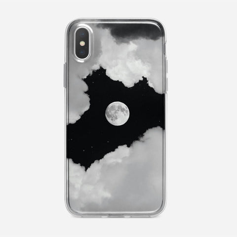 I Can See Moon iPhone XS Case